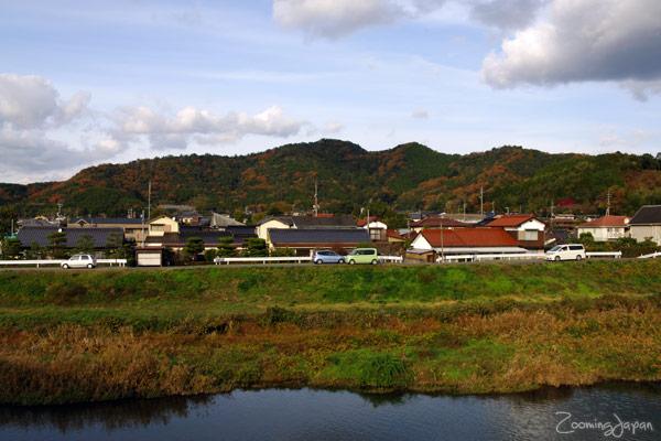 Japan autumn colors