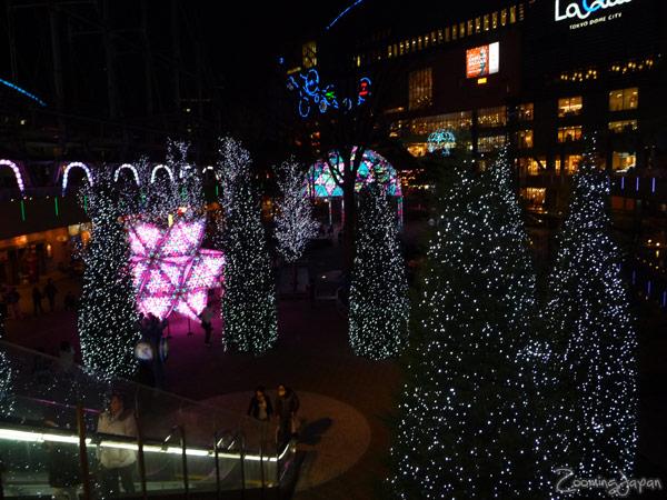 Christmas in Japan illumination