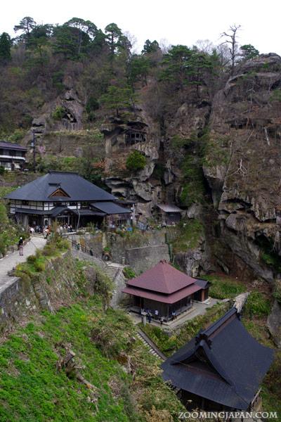 Spring in Japan: Yamadera in Yamagata