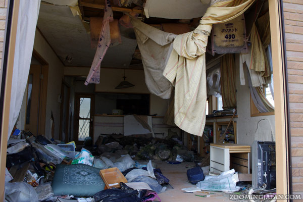 Spring in Japan: Ishinomaki in Miyagi was hit hard by the tsunami