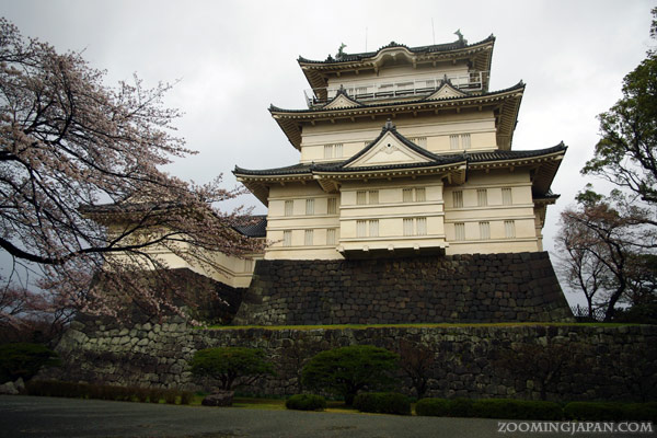 Spring in Japan: Odawara Castle