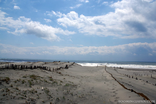 Hamamatsu Sand Dunes