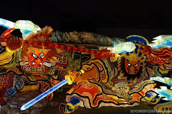 Nebuta Lanterns of Aomori