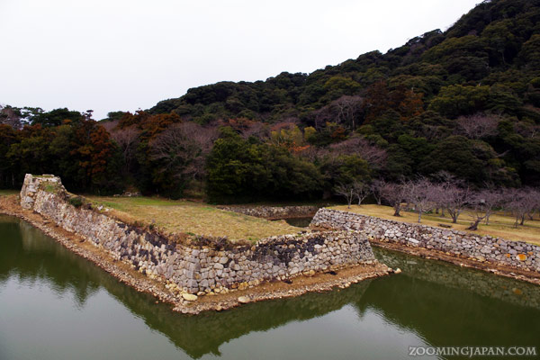 Hagi Castle Ruins, Yamaguchi