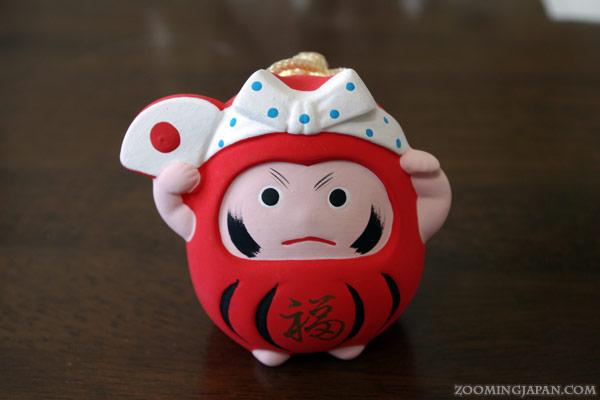 Daruma, Japanese souvenirs