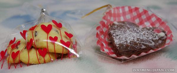 Valentine's Day in Japan chocolates