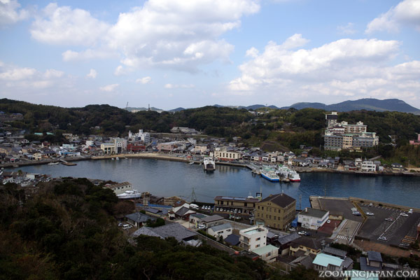 Hirado in Nagasaki Prefecture