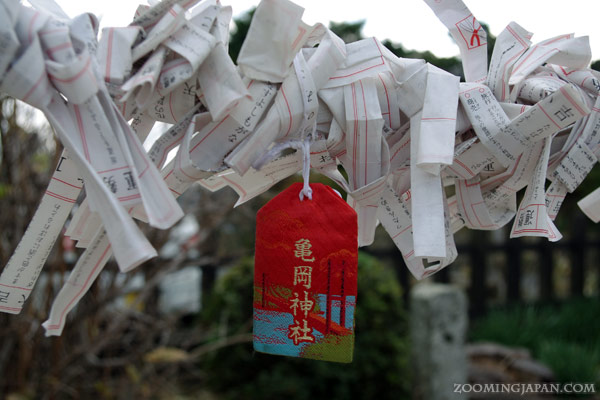 Kameoka Shrine in Hirado