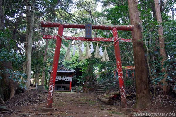 Inari Shrine in Hirado