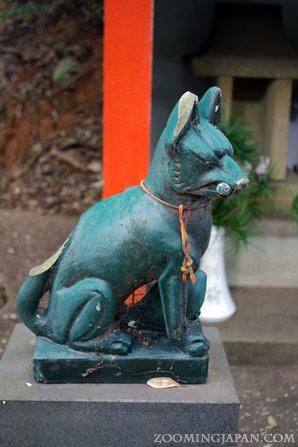 Inari Statue in Hirado
