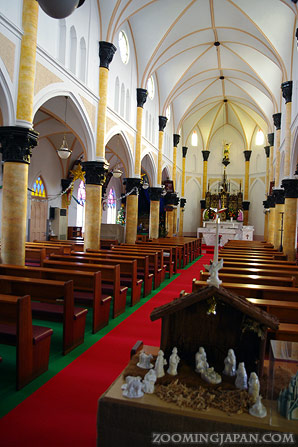 St. Francis Xavier Memorial Church