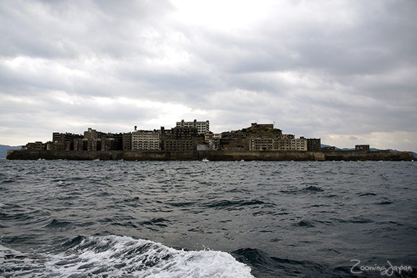 Kyushu winter vacation: Gunkanjima in Nagasaki