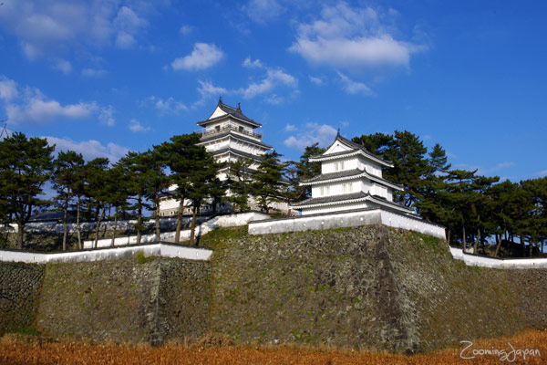 Kyushu winter vacation: Shimabara Castle