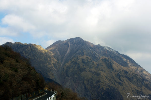 Kyushu winter vacation: Mt. Unzen in Shimabara