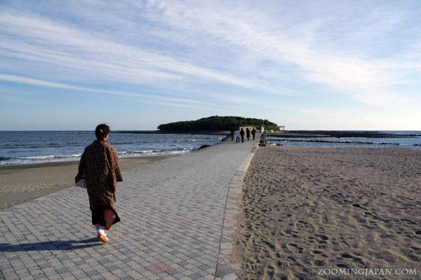 Aoshima Island in Miyazaki