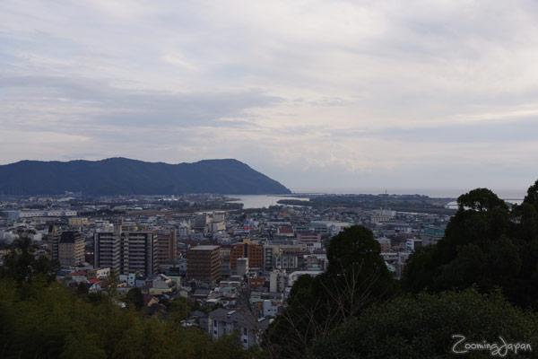 Imayama in Nobeoka, Miyazaki