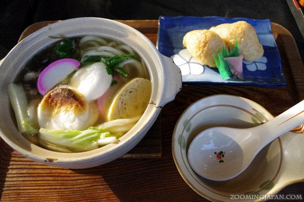 Shimabara food