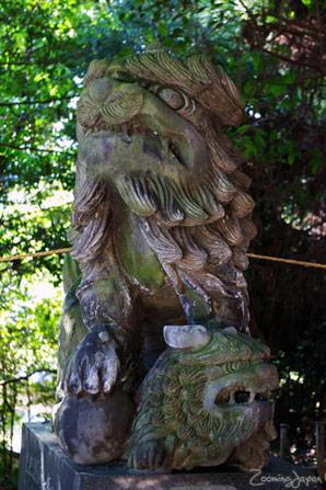 Takachiho in Miyazaki, Takachiho Shrine