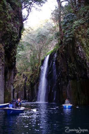 Takachiho in Miyazaki, Takachiho Gorge