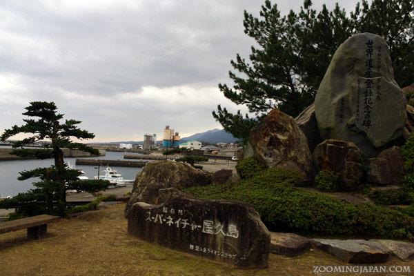 Yakushima Miyanoura Port