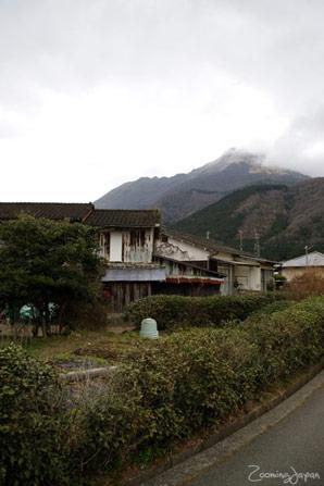 Yufuin, onsen village in Oita Prefecture, Kuyshu