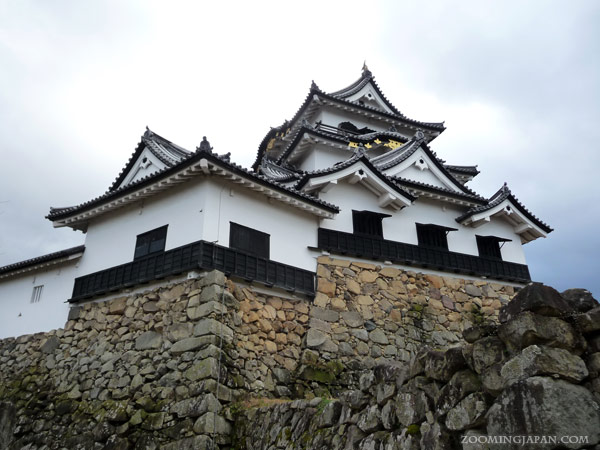 12 Original Japanese Castle Keeps
