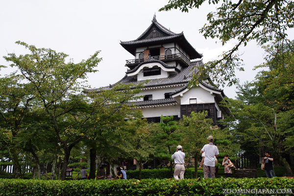 Inuyama Castle Keep