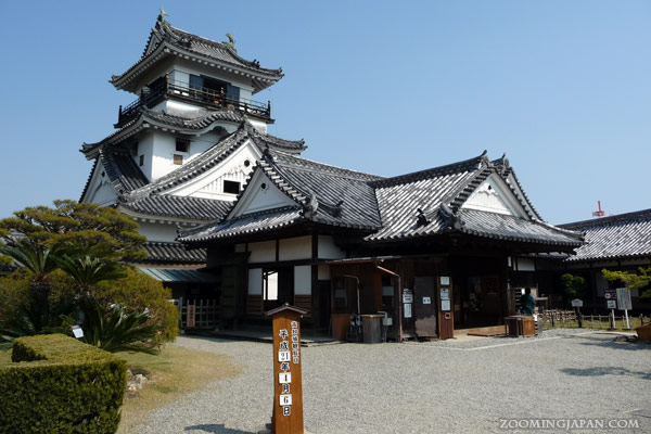 Kochi Castle Keep