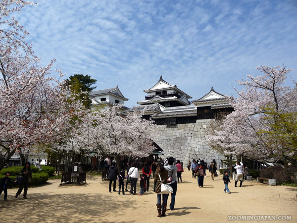 12 Original Japanese Castle Keeps