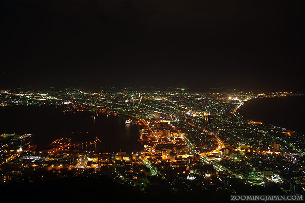 Top 3 Night Views in Japan
