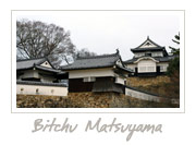 Bitchu Matsuyama Castle in Okayama, 備中松山城