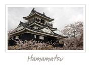 Hamamatsu Castle in Shizuoka, 浜松城