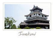 Iwakuni Castle in Yamaguchi, 岩国城