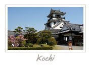 Kochi Castle, 高知城