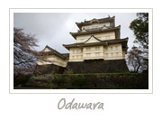 Odawara Castle in Kanagawa, 小田原城