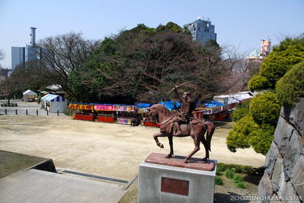Chiba Castle