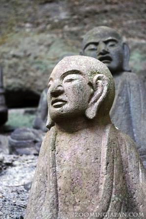 Nokogiriyama and Nihonji Daibutsu