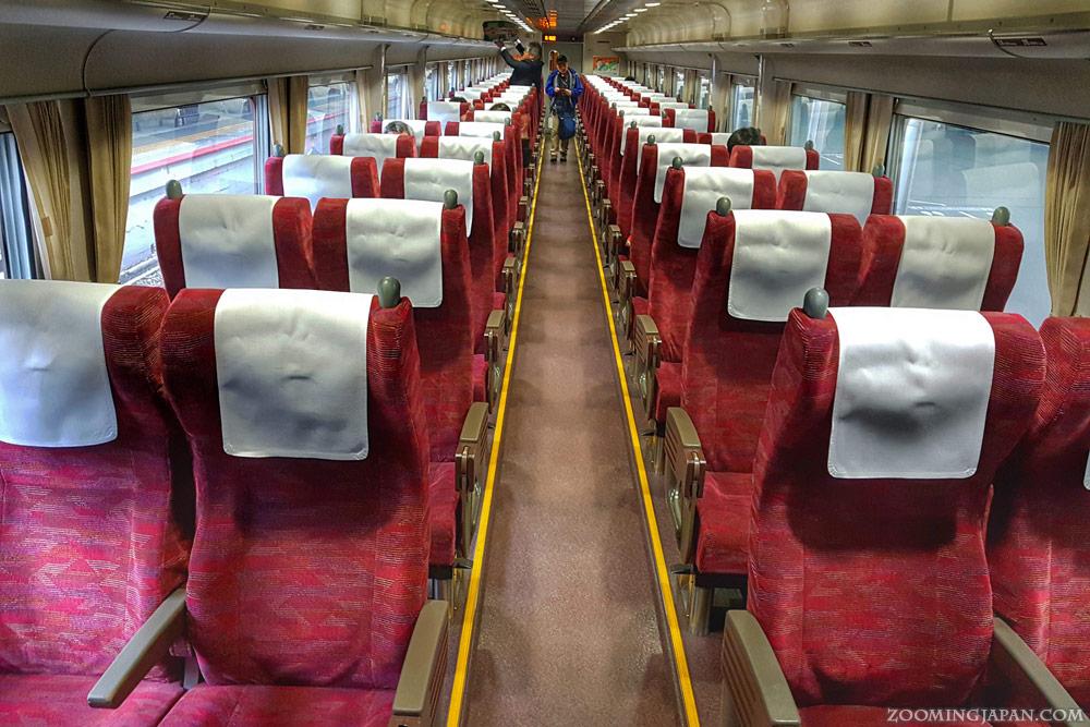 Tokyo to Okayama sample itinerary