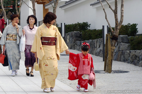 Shichi-go-san: 7-5-3 Day Celebration in Japan
