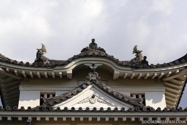 Uwajima Castle in Ehime Prefecture