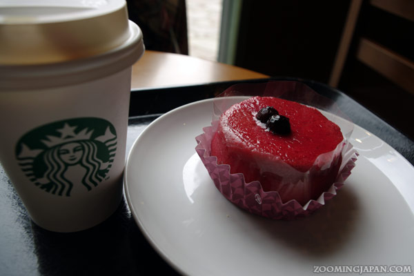 Hakodate City Starbucks