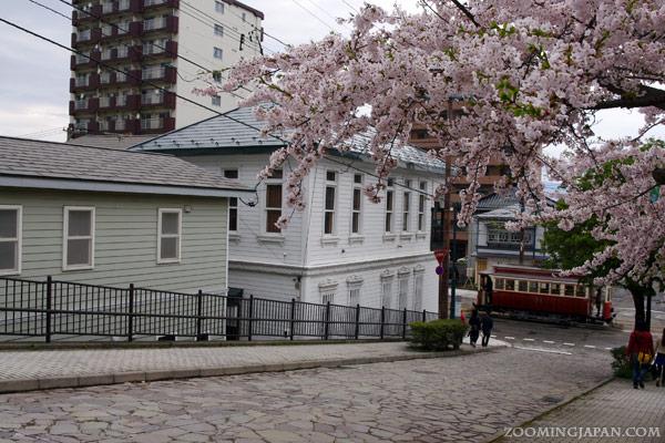 Hakodate City Motomachi