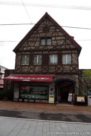 Hakodate Motomachi
