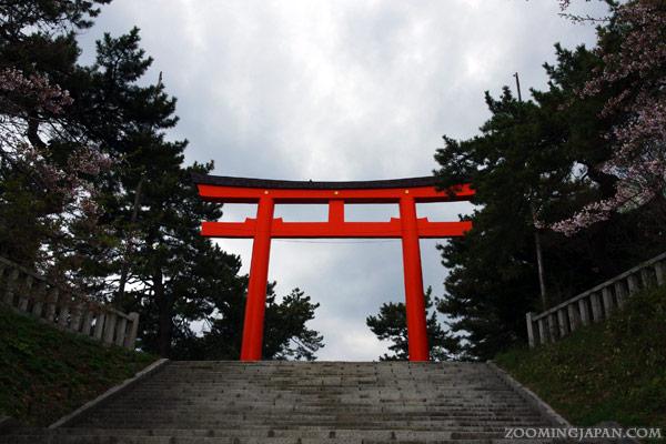 Hakodate City Gokoku Shrine