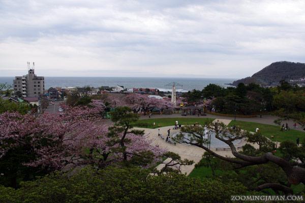 Hakodate City Park