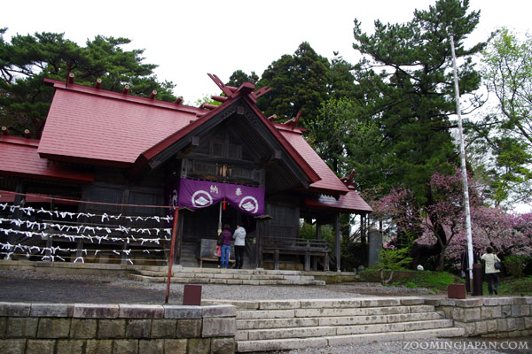 Matsumae Shrine