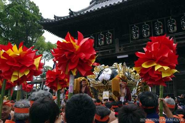 Nada Kenka Matsuri Himeji