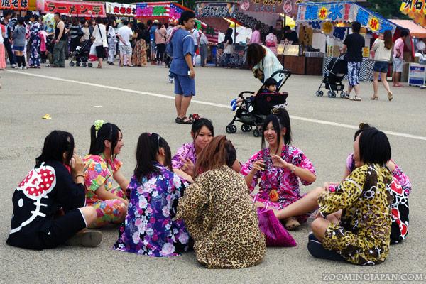 Himeji Yukata Festival