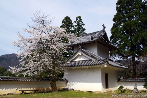 Izushi Castle in Hyogo Prefecture