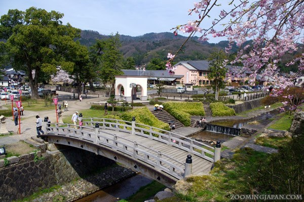 Izushi Castle in Hyogo Prefecture